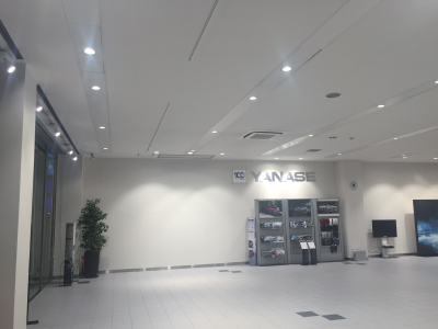 ヤナセ磯子支店様